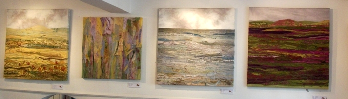 The Winter 2011 Exhibition at the Art Cafe, Whitby