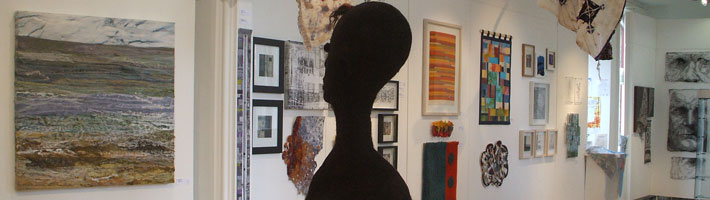 Lancashire and Yorkshire Textiles Open Exhibition at Platform Gallery, Clitheroe